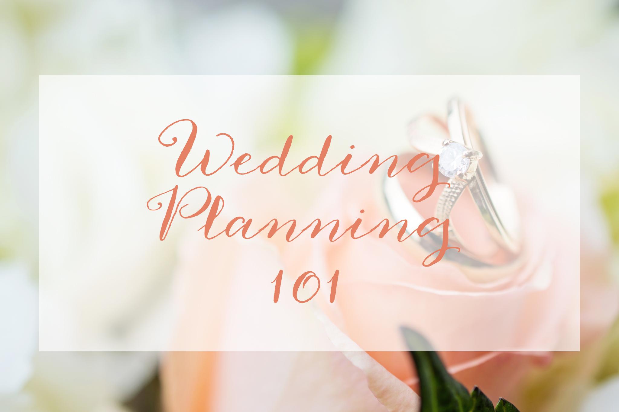 When planning your wedding choosing a wedding planner junglespirit Choice Image